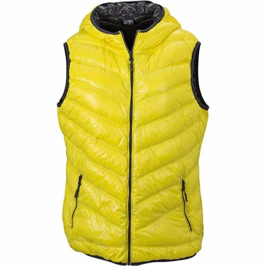 best cheap 2ecb1 90c28 James & Nicholson & bodywarmer JN1061 Damen Daunen-Hot-S ...
