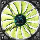 AeroCool Shark 120mm Green Cooling Fan EN55697