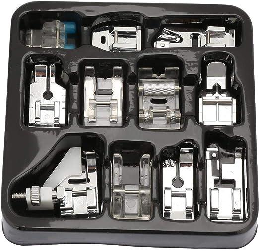 HEEPDD 11 Piezas de prensatelas, Kit de máquina de Coser ...