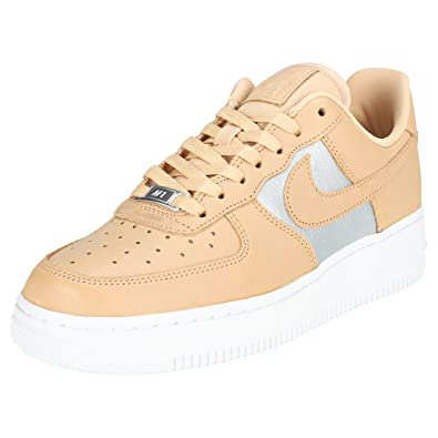 "Nike Air Force One '07 Se Premium PRM ""Port Wine"" Exclusive Collection,  Chaussures de Course pour Femmes"