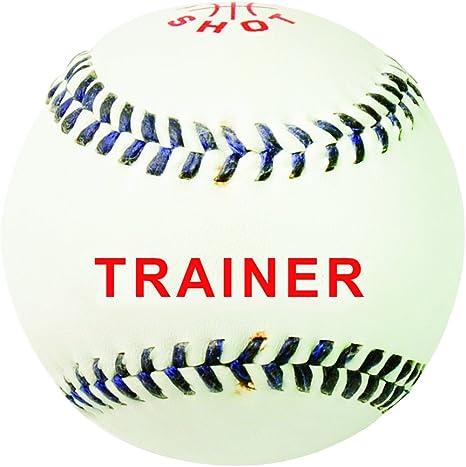 Sure Shot - Pelota de béisbol para Entrenamiento, Color Blanco ...
