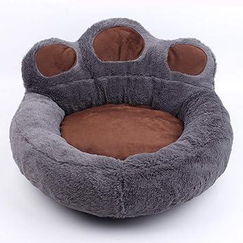 Decdeal Almohadas Camas para Mascotas LavableCojín de Forro Polar para Perros y Gatos Cómodo y Suave Alfombra: Amazon.es: Hogar