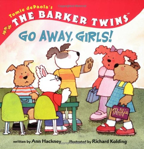Download Barker Twins, The: Go Away, Girls! PDF