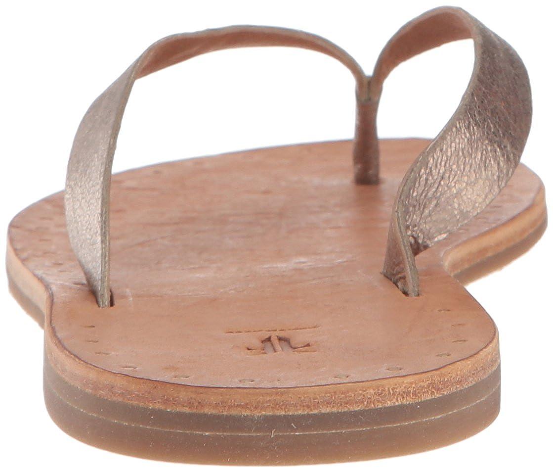 8ef48bae1 Amazon.com  FRYE Women s Ally Logo Flip Flop  Shoes
