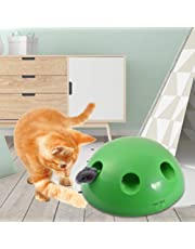 Play N Play Einzigartige 360 ° Kuppelform Katzenspielzeug Funny Toy Pet Catch The Mouse Motion Katzenspielzeug Sport Chase Toy Claw Care Mobile Lustiges Karnevalsspiel