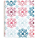 AT-A-GLANCE Academic Monthly Planner, July 2018 - June 2019, 8-1/2'' x 11'', Lydia (1109-900A)
