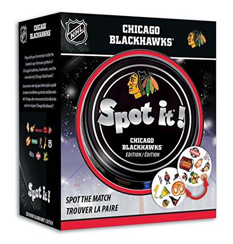Masterpieces Nhl Chicago Blackhawks Spot It