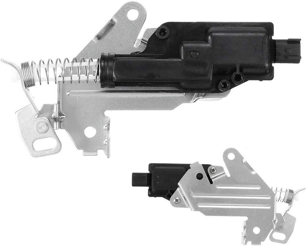 Meisijia Lifegate Heckklappenschloss Latch Motor Actuator Magnet Ersatz f/ür Ford Fusion 2S6T432A98AF 2S6T432A98AE 1481081