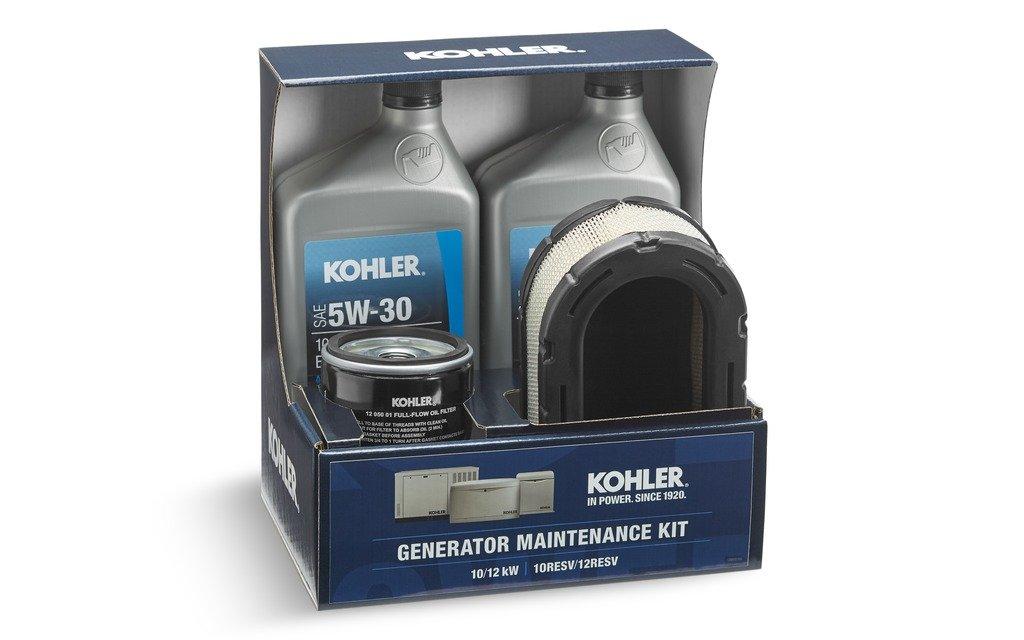 Kohler Generators GM90366 12RESVL-100LC12 Generator Maintenance Kit