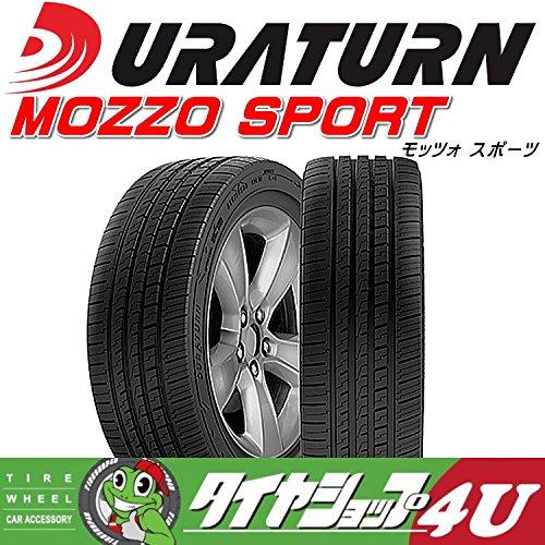 MOZZO SPORT ラジアルタイヤ 245/30R20 サマータイヤ 単品 B0798L39K3