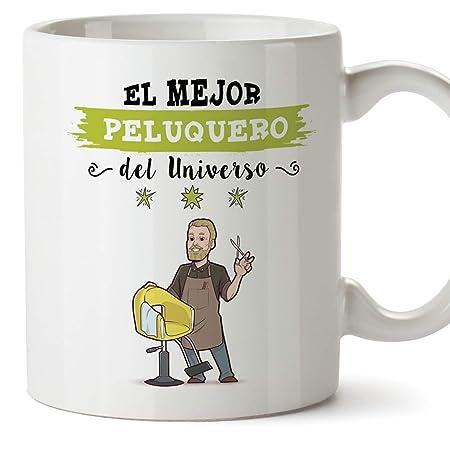 Tazza In Spagnolo Parrucchiere Tazze Originali Di Caffè E Colazione Da Regalare Agli Operatori Professionali Questa Tazza Appartiene Ai Migliori