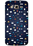 Gobzu Printed Hard Case Back Cover for Samsung Galaxy Grand 2 - Design_35