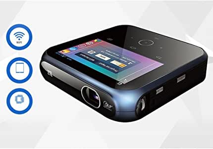 Mini Proyector Portátil Compartir Pantalla Batería Integrada ...