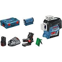 Bosch Professional 0601063T00 Laser Lignes GLL 3-80 CG, Bleu