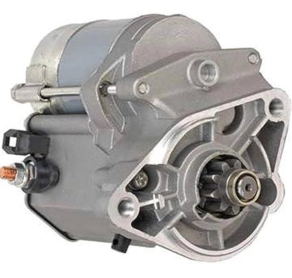 Nuevo motor de arranque Nuevo Holland TC18 tc21 tc21d tz25da 28000 ...