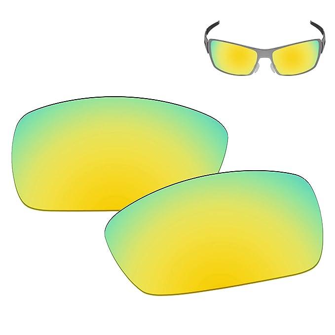 Amazon.com: Lentes de repuesto Galvanic para gafas de sol ...