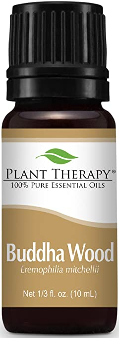 Plant Therapy Buddha Wood Essential Oil 10 mL