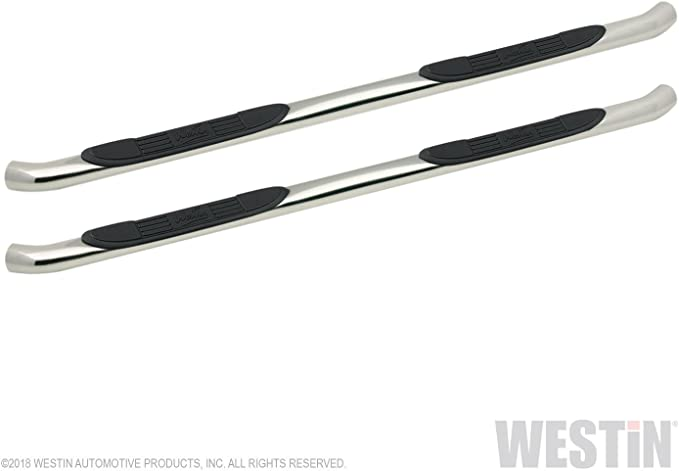 Westin 25-0900 Signature Series Black Step Bar
