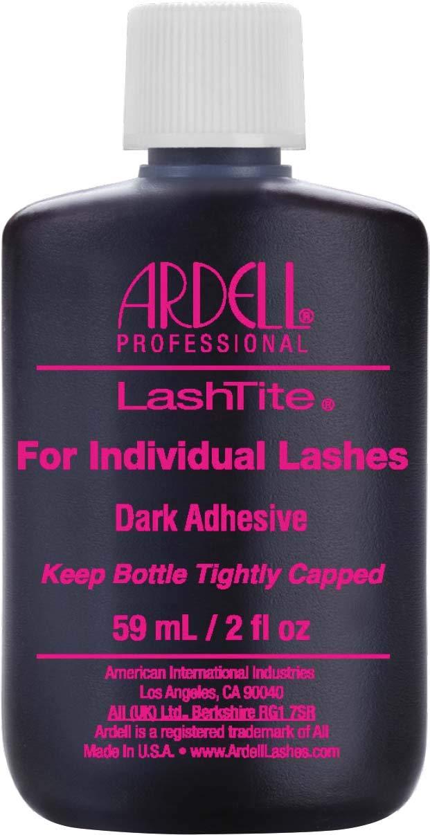 4530d6fef97 Amazon.com : Ardell Lashtite Adhesive, Dark, 2 Fluid Ounce : Beauty