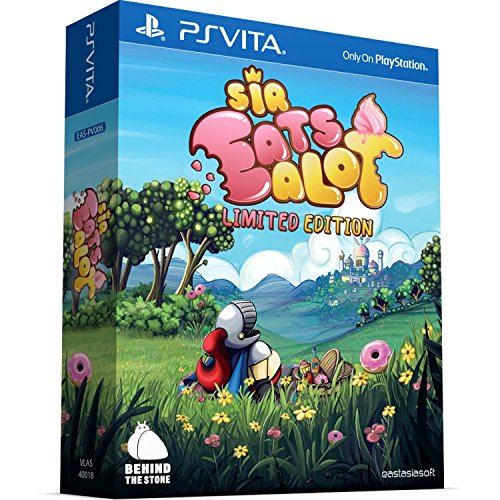 Sir Eatsalot Limited Edition - Playstation Vita