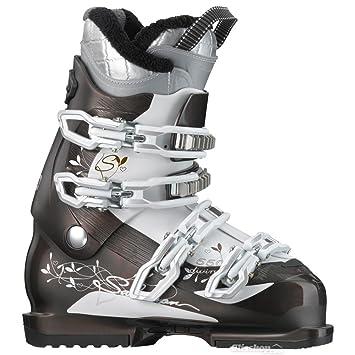 White Salomon De Ski 550 Chaussure Divine Brown 5 26 FqYx1pqU