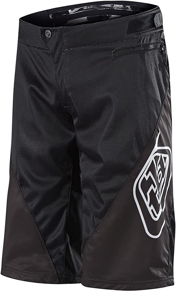 Troy Lee Designs Sprint Solid Men's Off-Road BMX Cycling Shorts