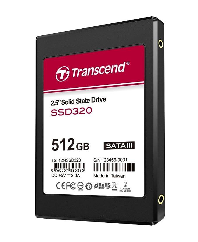 Transcend TS512GSSD320 - Disco Duro sólido Interno SSD de 512 GB ...
