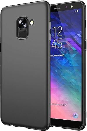 EIISSION Funda Compatible con Samsung Galaxy A6 2018 Funda,Carcasa ...