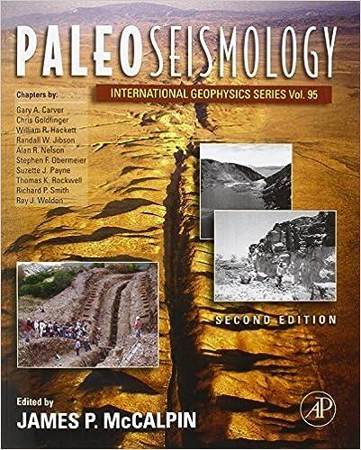 Book Paleoseismology, Volume 95, Second Edition (International Geophysics) (2009-07-20)
