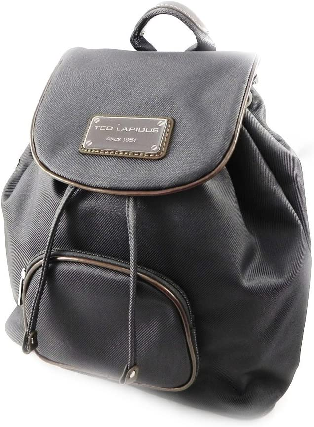 Backpack Ted Lapidus taupe.