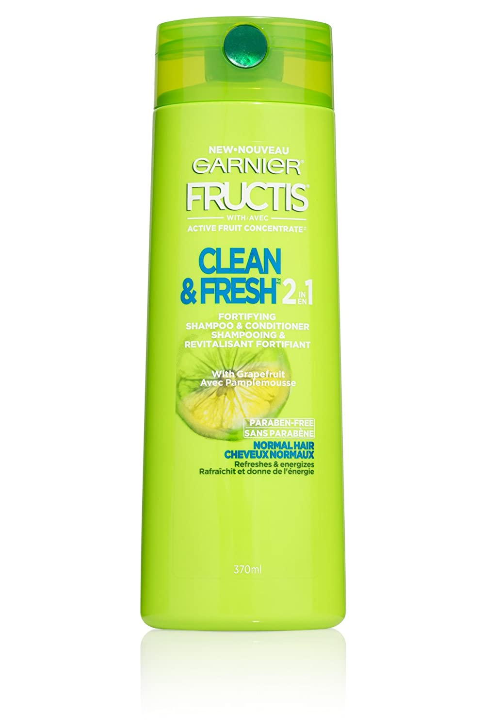 Garnier Hair Care Fructis Daily Care 2-in-1 Shampoo and Conditioner, 12.5 F