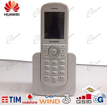 Telefono inalambrico con tarjeta sim
