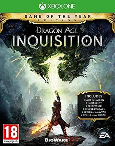 Dragon Age Inquisition: - Game of the Year (Xbox One) by Electronic Arts: Amazon.es: Videojuegos