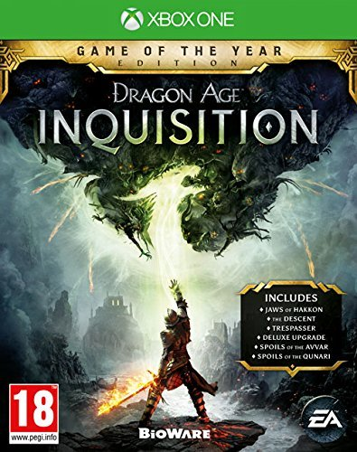 Dragon Age Inquisition: - Game of the Year (Xbox One) (Best Xbox Role Playing Games)