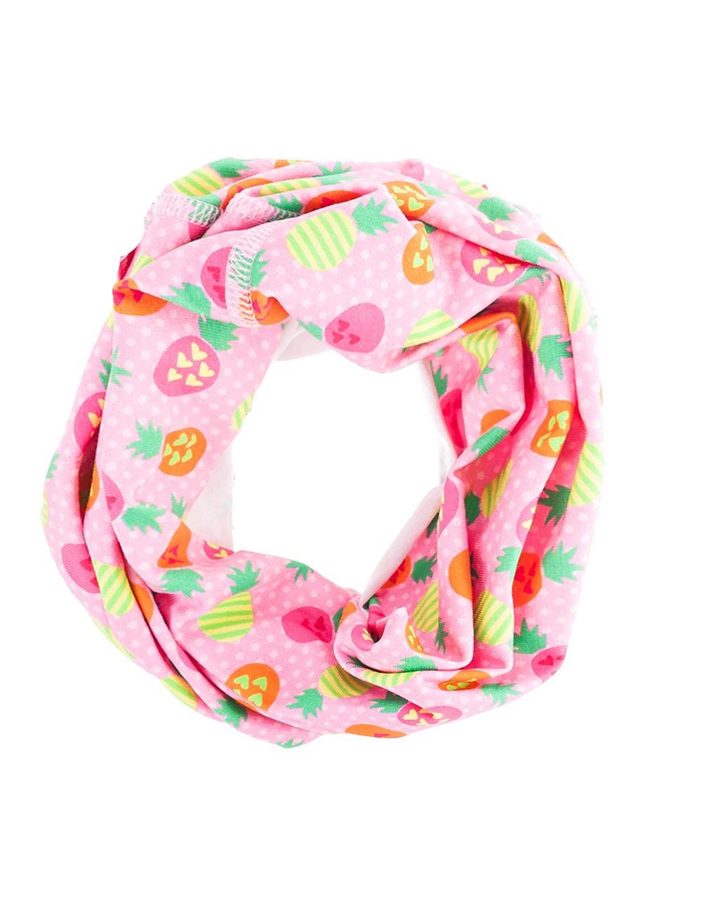 Tubo Multiuso Exotic Fruits maximo bandana fascia capelli sciarpa Bandana Bambina 2 73600-939700_1
