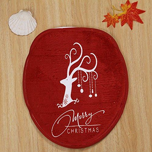 Producto navideno, JiaMeng Copo de nieve Adornos de madera Árbol de navidad rustico Adorno colgante Decoracion