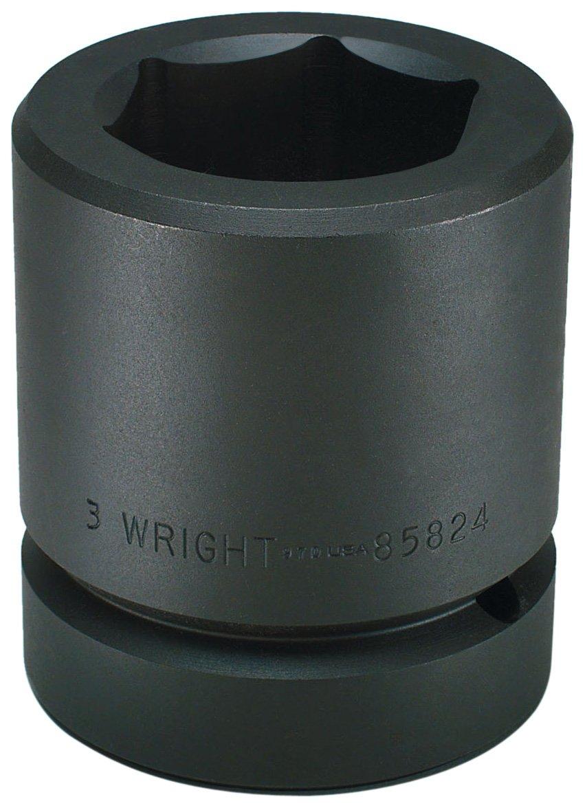 Wright Tool 858-65MM 65MM 2-1/2-Inch Drive 6 Point Standard Metric Impact Socket by Wright Tool  B005G0QEEA