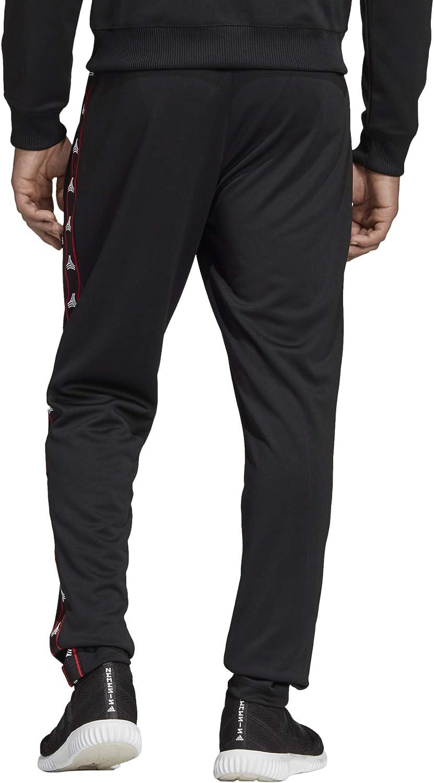 Cambios de Algún día vacío  Amazon.com: adidas TAN Tape Clubhouse Track Pants (XL, Black): Clothing