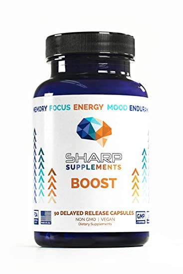 Amazon Com Focus Memory Nootropic Supplement For Mental