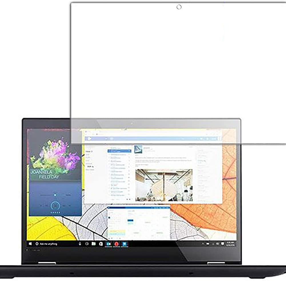 Puccy 2 Pack Anti Blue Light Screen Protector Film, compatible with Lenovo IdeaPad Flex 5 15