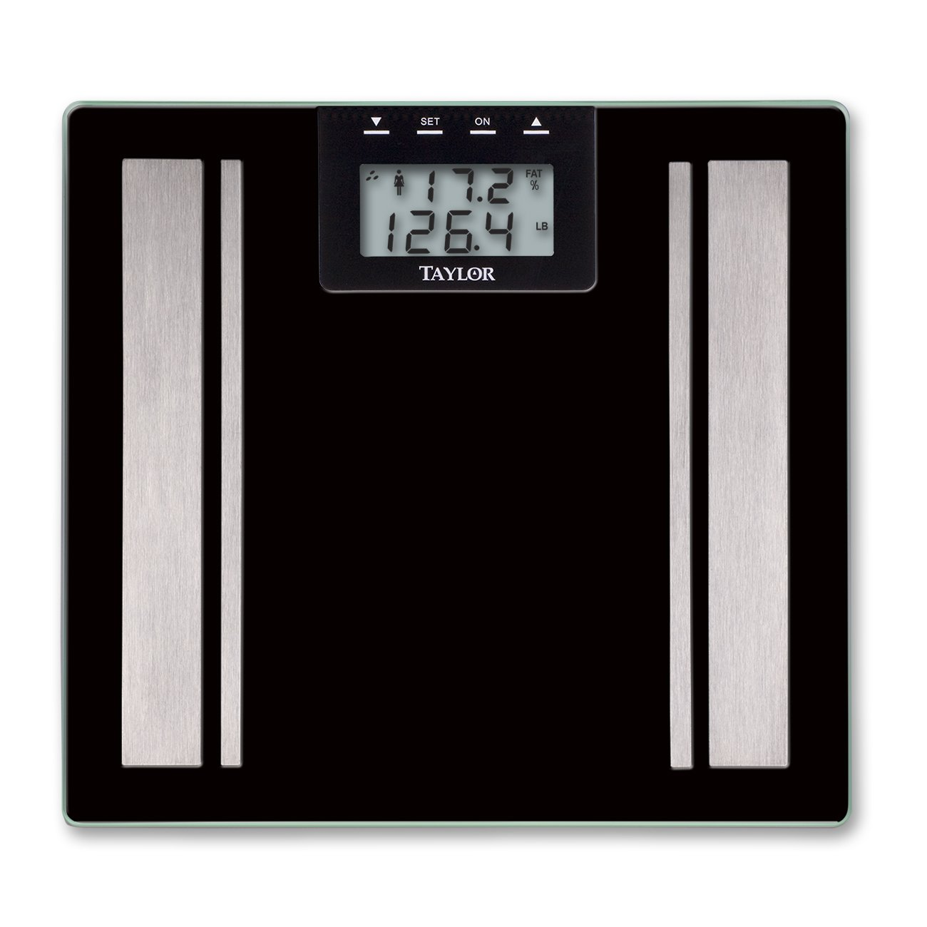 Taylor Precision Products Digital Body Fat Analyzer Scale