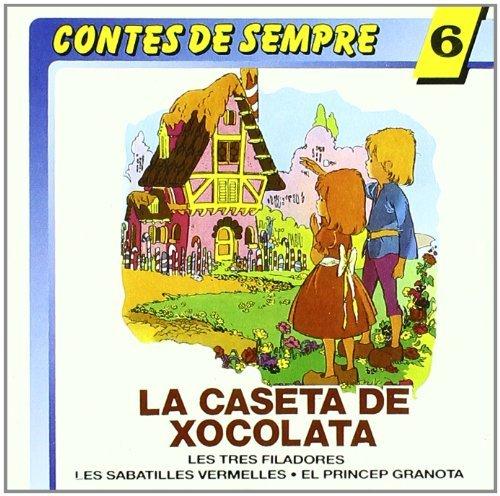 Price comparison product image Caseta De Xocolata by Various