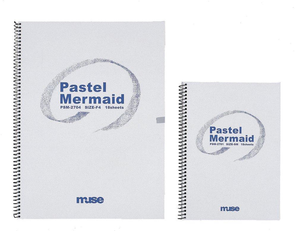 Muse pastel Mermaid book F10 (japan import) B001TJ0DU8 | Queensland