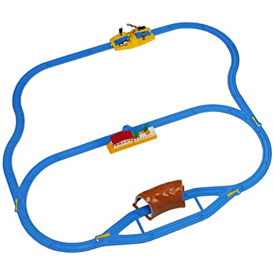 Takaratomy Plarail Starter Rail Basic Set (TRAINS NOT INCLUDED) [JAPAN] by Tomica: Toys & Games