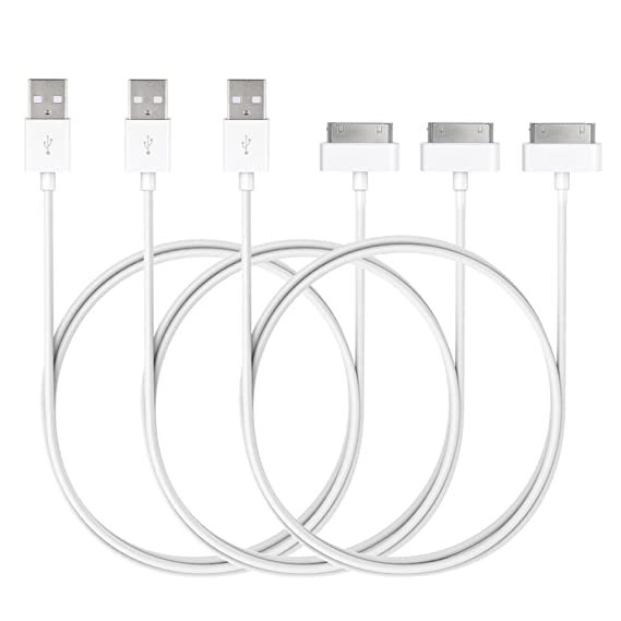 image unavailable  image not available for  color: jetech usb sync and charging  cable for iphone 4/4s