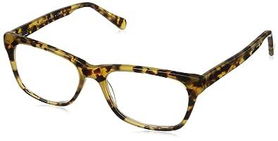 b3fb78b11178 A.J. Morgan Unisex-Adult Doppler - Power 1.00 78062 Rectangular Reading  Glasses, Antique Tortoise