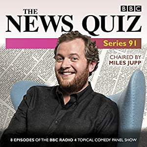 The News Quiz: Series 91 Radio/TV Program