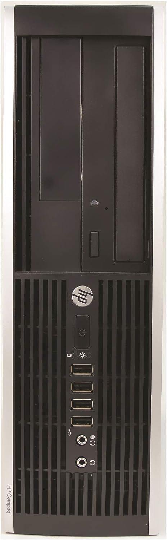HP 6200 SFF, Core i5-2400 3.1GHz, 8GB RAM, 1000GB Hard Drive, DVDRW, Windows 10 Pro 64bit (Renewed)
