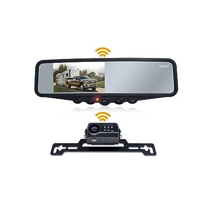 Amazon.com: Wireless Backup Camera System, IP69K Waterproof Wireless ...