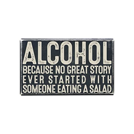 Vintage Wall Decor W Funny Quote Unique Metal Wall Decor For Home